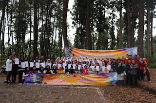 Universitas Jember Kampus Lumajang Gelar Simulasi Penanganan Bencana di Kaki Gunung Semeru