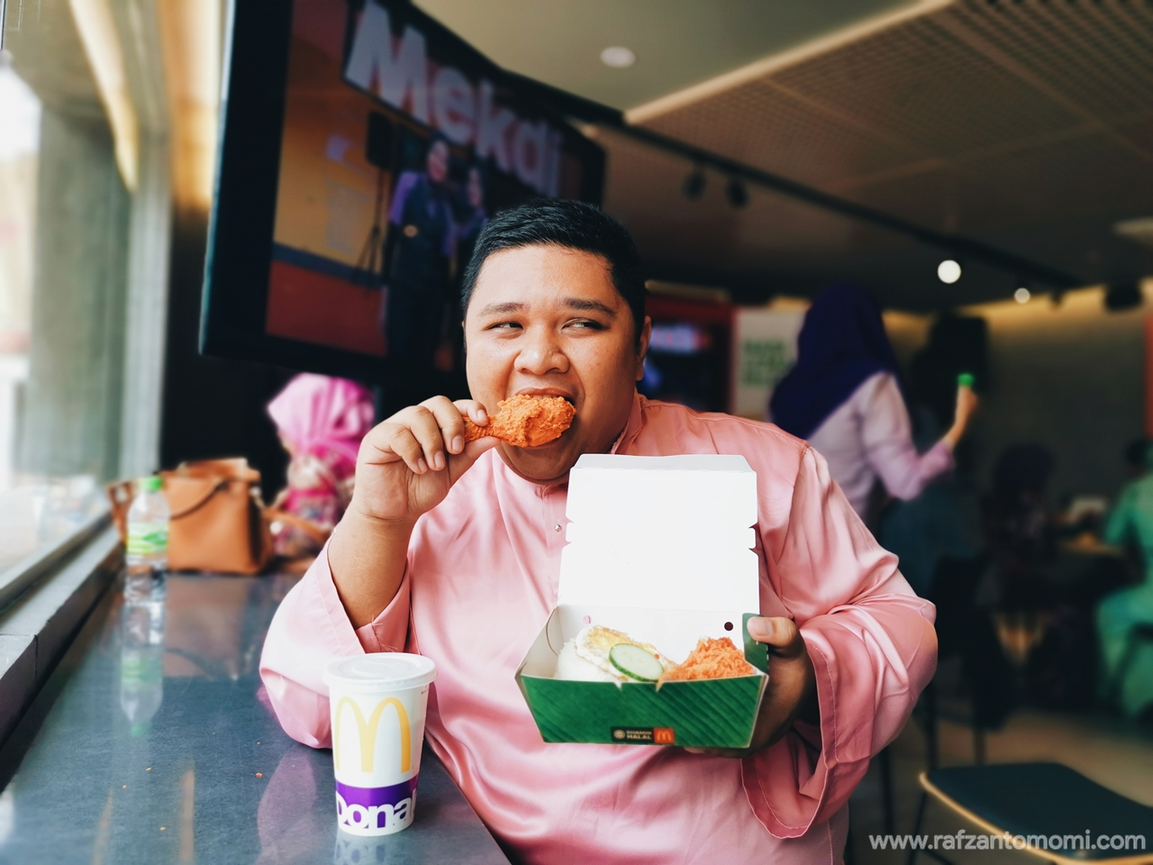 Mekdi? McDonald's Malaysia Terima 'Mekdi' Sebagai Sebahagian Dari Identiti Mereka!