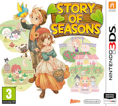 Story of Seasons CIA 3DS EUR