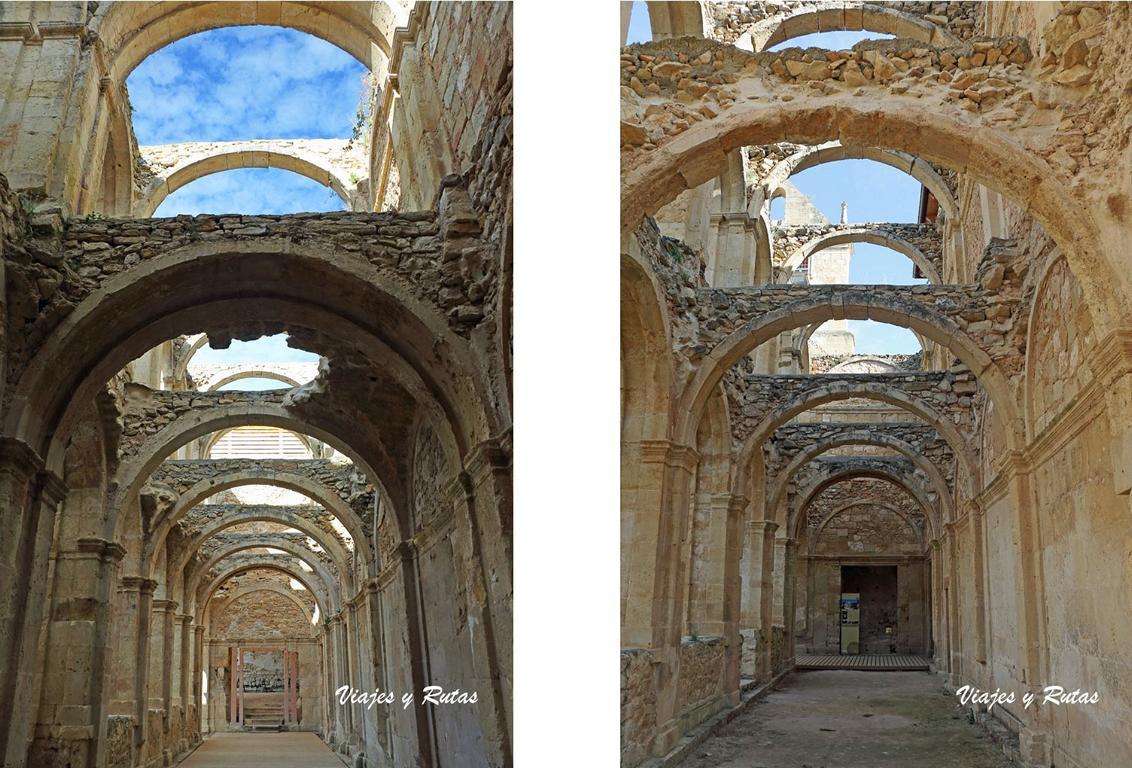 Claustro de Santa María de Rioseco