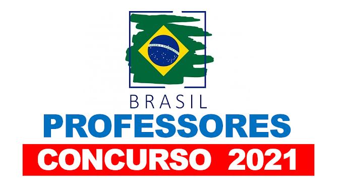 Concurso público Educação: mais de 30 mil vagas para PROFESSORES em 2021. Saiba Mais