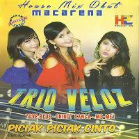 Trio Veloz - Sayang Sabana Sayang (Full Album)