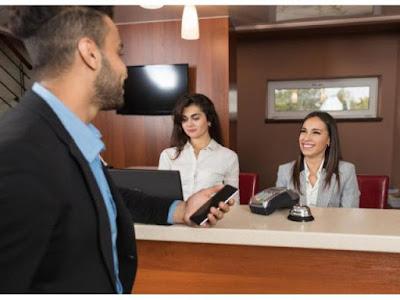 Bilingual Receptionist Job Search