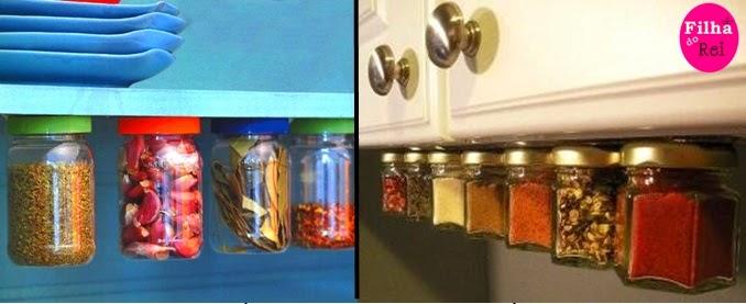 Como Otimizar Espaços na Cozinha