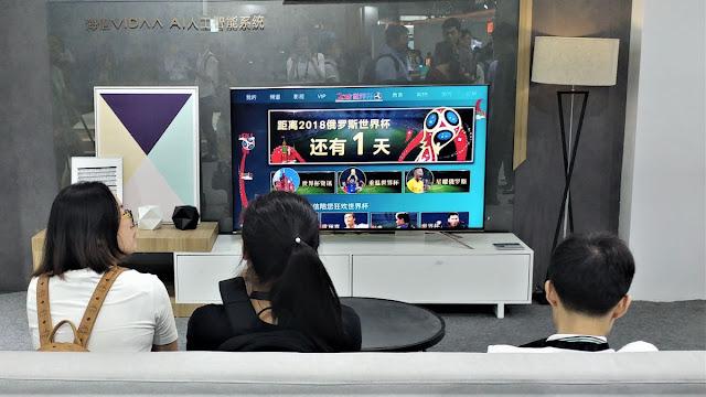 ces asia-HiSense TV