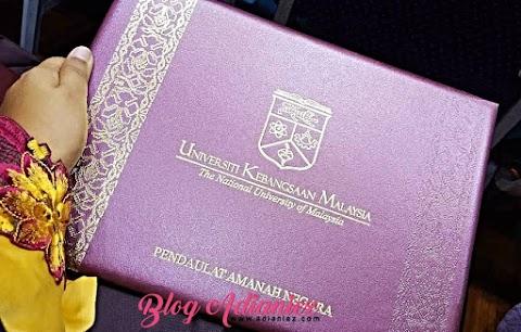 Officially An Alumni... My Graduation Day !