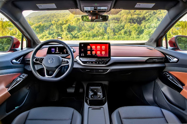 Volkswagen ID.4 EV obtém classificação máxima de segurança no IIHS: EUA
