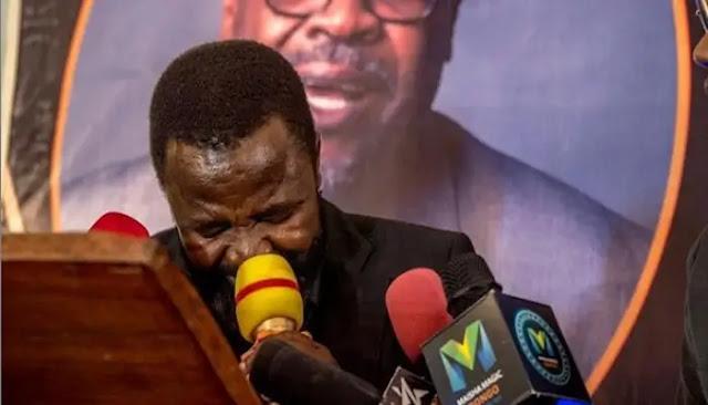 Bongo actor Haviti Makoti alias Dr Kileo news photo