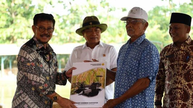 Moeldoko Diisukan Digeser jadi Menteri Pertanian Gantikan Yasin Limpo
