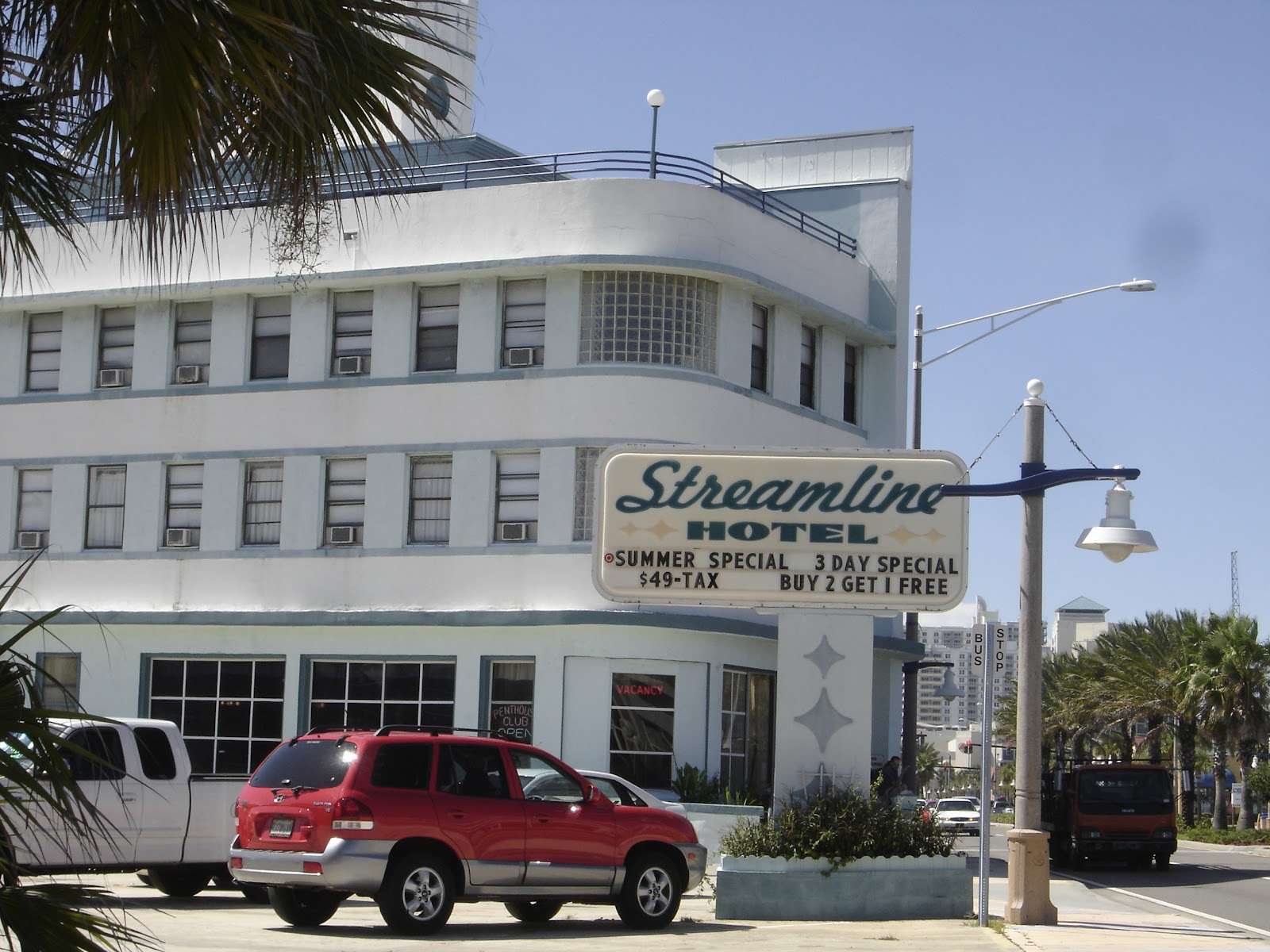 Streamline Hotel Daytona Beach Florida