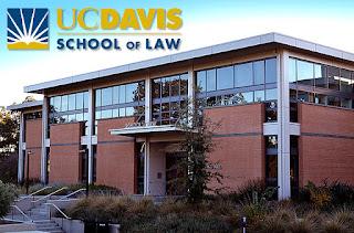 UC Davis Law School Exterior
