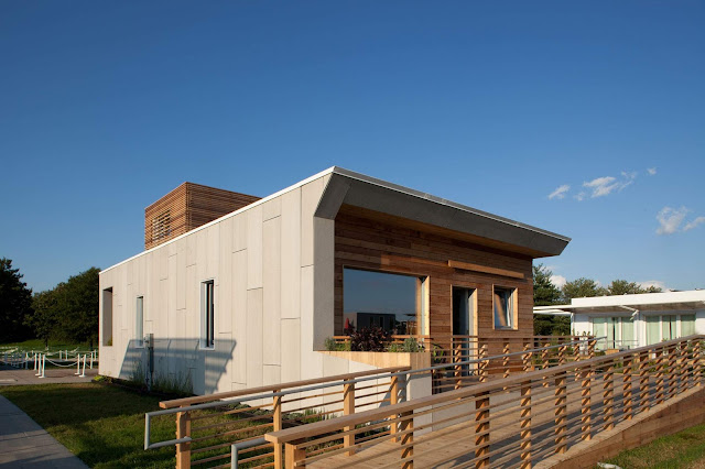 Less Energy Home Design, EmPowerHouse by Parsons