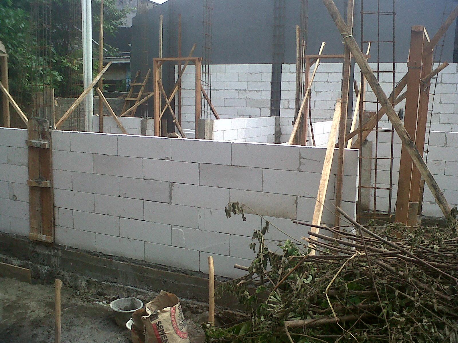 Ilmubangunanpraktis Menghitung Material Dinding Secara Praktis
