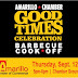 24th annual Good Time Celebration Barbecue Cook-Off scheduled for September 12