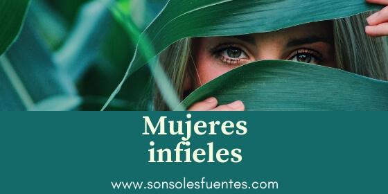 Artículo sobre la infidelidad femenina y los motivos que explican las mujeres para ser infieles