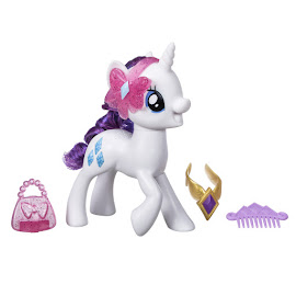 My Little Pony Talking Ponies Rarity Brushable Pony