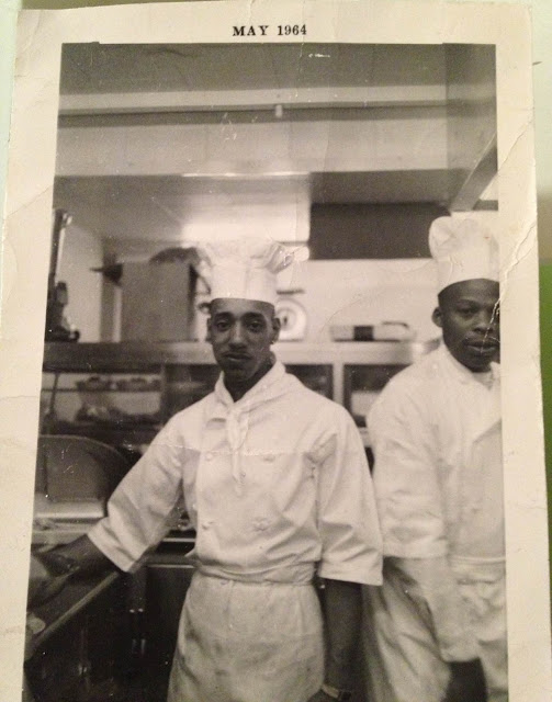 chef, interview, Black History Month