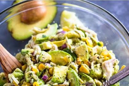 Recipe: Healthy Avocado Chicken Salad