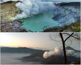 Ijen Crater, Mount Bromo tour from Bali