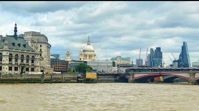 Famosa y importante - Catedral de San Pablo, Londres