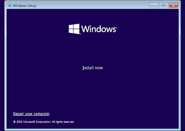 repair your computer windows 8 dan 8.1 version