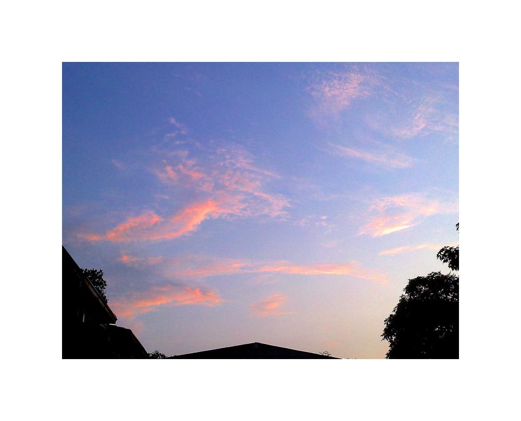 Evening Sky II, Twilight Pending 02