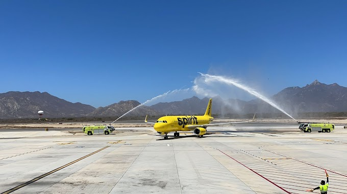 Spirit Airlines Introduces New Nonstop Flight to Los Cabos