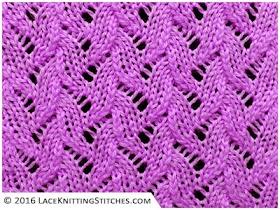 Lace Chart #26