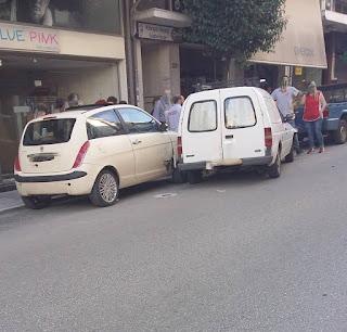 ΓΙΑΝΝΕΝΑ-46χρονος οδηγός έπαθε ανακοπή ενώ οδηγούσε,στο κέντρο της πόλης!