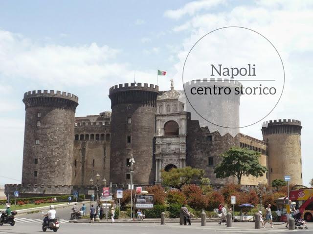 Cosa vedere nel centro storico di Napoli in un giorno. Castel Nuovo
