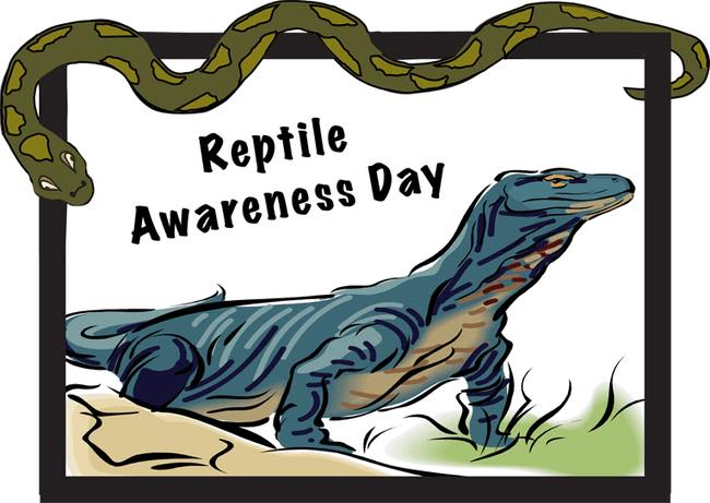 National Reptile Awareness Day Wishes Photos