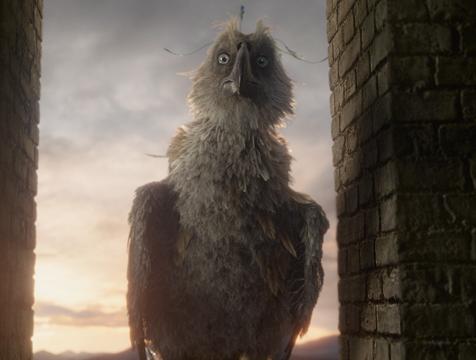 Augurey en Animales fantásticos. Los crímenes de Grindelwald - Cine de Escritor