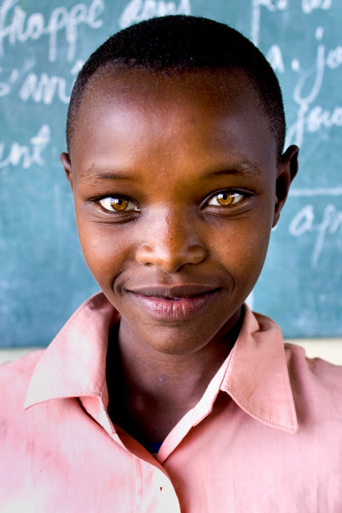 The Perfect Human Face: Faces with Dark Skin and Light Eyes.  The Perfect Hum...