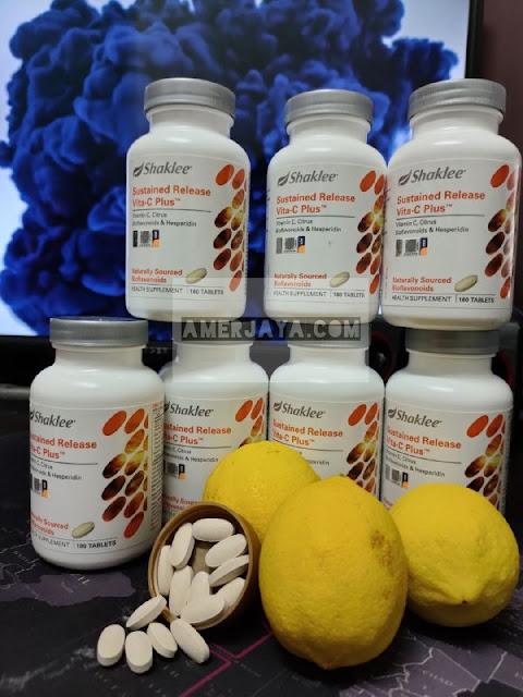 Kebaikkan dan Manfaat Pengambilan Vitamin C