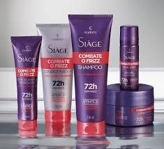resenha shampoo condicionador máscara linha eudora siage combate o frizz dicas da tia
