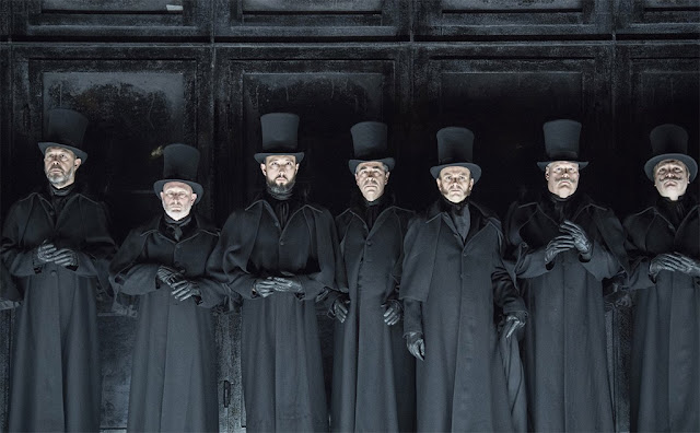 Iain Bell: Jack the Ripper - The Women of Whitehall - English National Opera (Photo Alastair Muir)