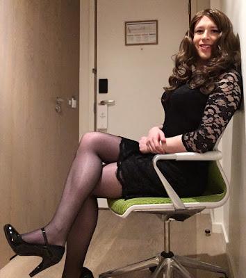 from Dominik karen k miday transgender