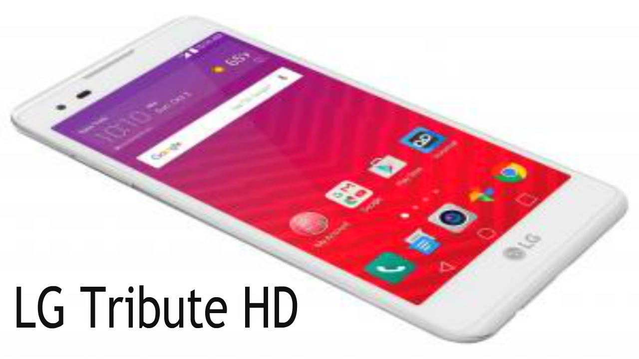 How To Root LG Tribute HD with APK Apps – A9droid