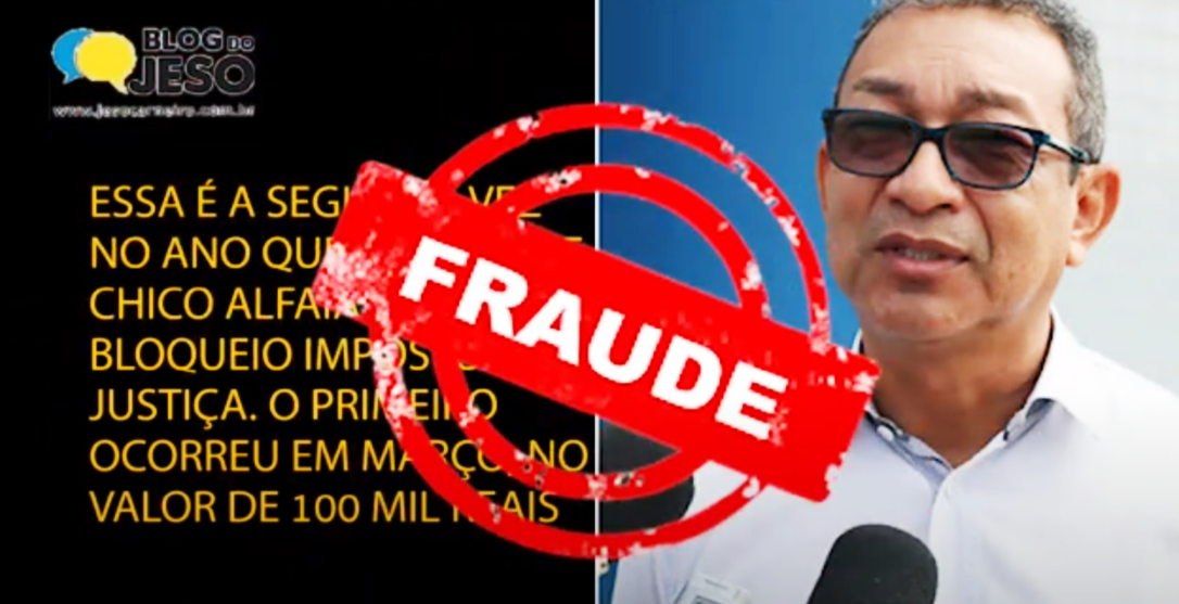 Fraude de R$ 2 milhões pode provocar novo bloqueio dos bens do prefeito de Óbidos