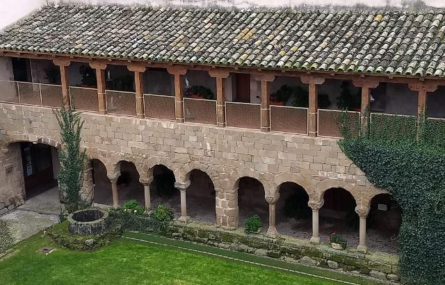 El claustre