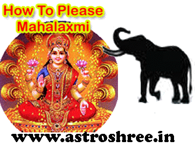 ways to please mahalaxmi in astrology