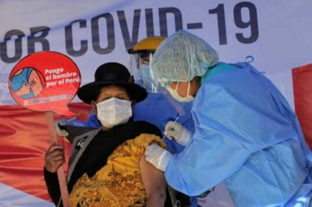 Perú y Bolivia lanzan campaña binacional de vacunación contra la covid-19 en la frontera