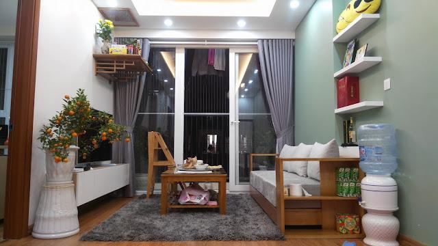 Phòng khách Gemek Premium