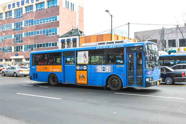 Xe buýt Hàn Quốc