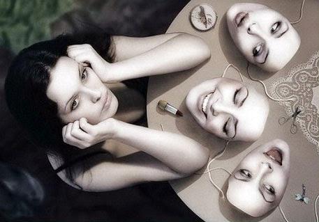 Αποτέλεσμα εικόνας για μασκα υποκρισιας