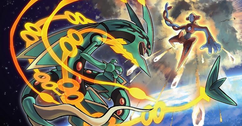 Pokémon ORAS Delta Episode