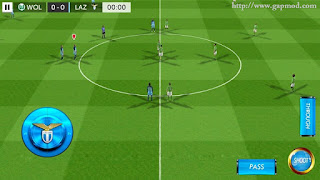 FTS 17 MOD Lazio Special Editions by Sareh Apk + Data Android