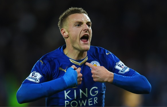 Arsenal target Jamie Vardy likely to stay at Leicester