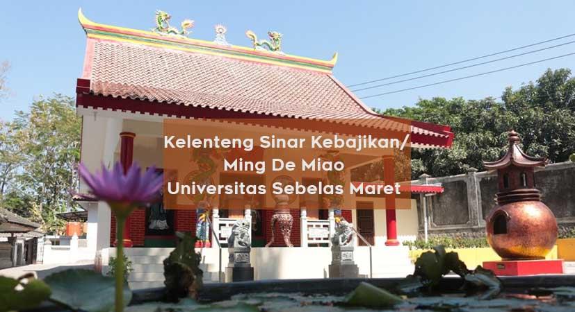 Kampus Toleransi, Punya 5 Tempat Ibadah untuk Mahasiswa, Kuliah Disini Yuk