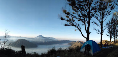 Mount Bromo Milky Way Tour by Camping